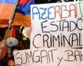 BANNER AZERBAIJAN RACISTA