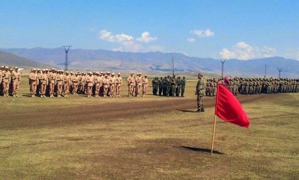 Armenia y Rusia contra 'Ottomania'