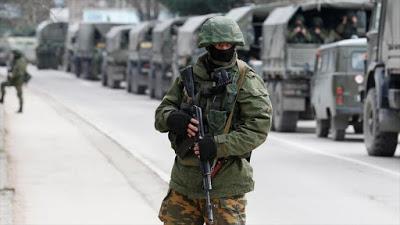 Rusia despliega 7000 soldados en frontera entre Turquía y Armenia